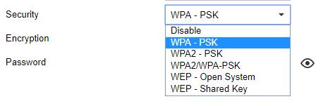 HUAMAX QUANTUM T3ATv2 AP Setting WPA-PSK